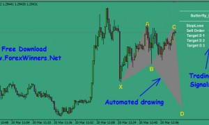 Harmonic Patterns indicator