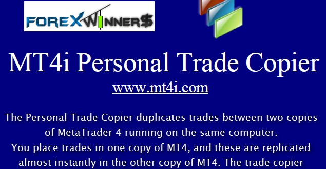 Free forex trade copier software