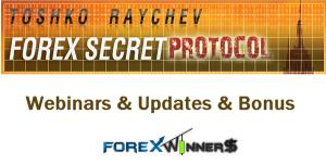 Forex secret protocol updates and webinars