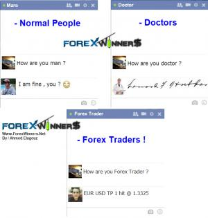 Forex fun- Forex traders language