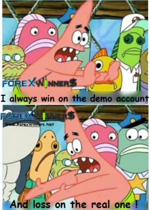Funny forex – Poor forex trader