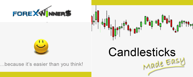 Forex candlesticks made easy