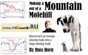 Making a Mountain out of a Molehill by Russ Horn