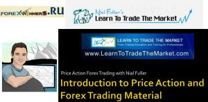 Nial Fuller – LearnToTradeTheMarket -introduction to price action