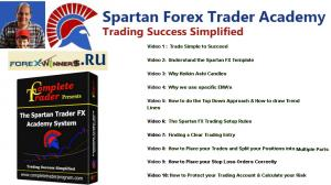 Spartan forex trading academy review