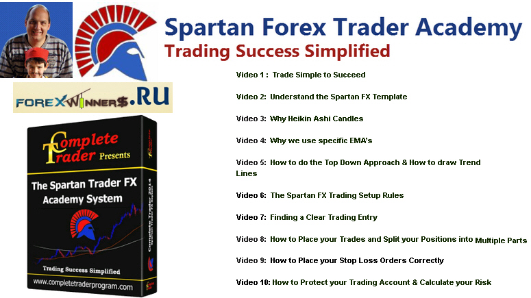 The Spartan Forex Trading System | Forex Winners | Free Download