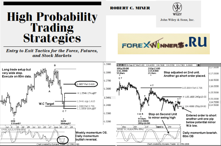 High probability trading strategies pdf