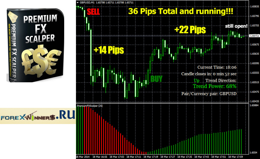 Binary options scalping