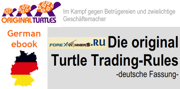 TurtleTradinTurtleTradingRules_Strategie , german forex , german ebook forexgRules_Strategie