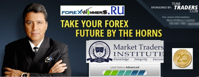Market Traders Institute course -Jared Martinez | Forex Winners | Free Download