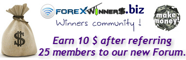 Earn Money From ForexWinners