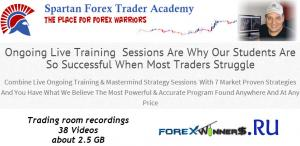 Completetrader-Spartan forex Trade Room Recordings
