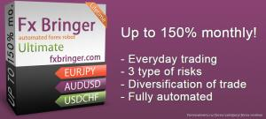forex-review-FX Bringer is a very profitable forex robot – up to 150% monthly