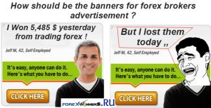 Forex banners-advertisement
