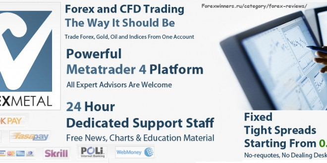 Metal forex broker
