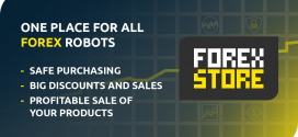 FOREXSTORE for new Forex robots and trade signals