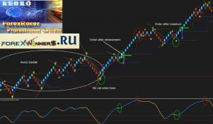 ForexRacer professional Renko System