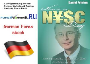Covergestal tung Michael Fehring Marketing & Trading-German forex book