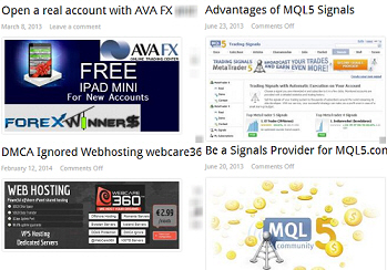 Forex Advertising offers | Forex Winners | Free Download