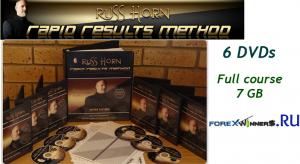 Rapid result Method-russ Horn DVDs