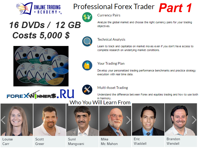 free online course on forex trading