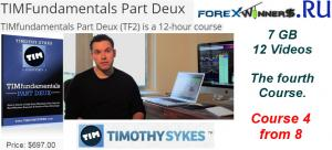 TIMfundamentals Part Deux-Timothy Sykes- stocks course