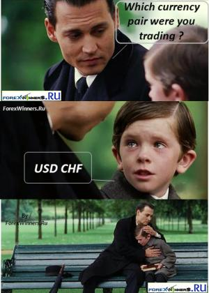 CHF massive movement