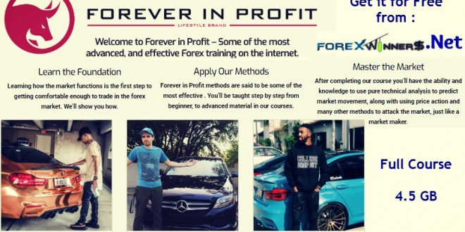 Forever blue forex course contents
