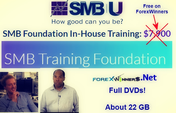 The SMB Foundation Training Program | Forex Winners | Free