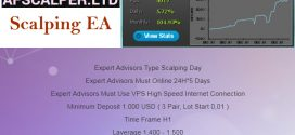 AF Scalper expert Advisor-Scalping EA