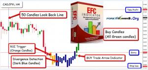 EFC indicator for accurate trade entries-Find Winning Trades 2019