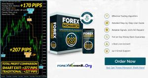 Forex Monarch Indicator – Effective Trading Algorithm